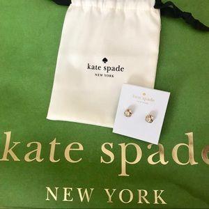 NEW Kate Spade Lady Marmalade Stud Earrings
